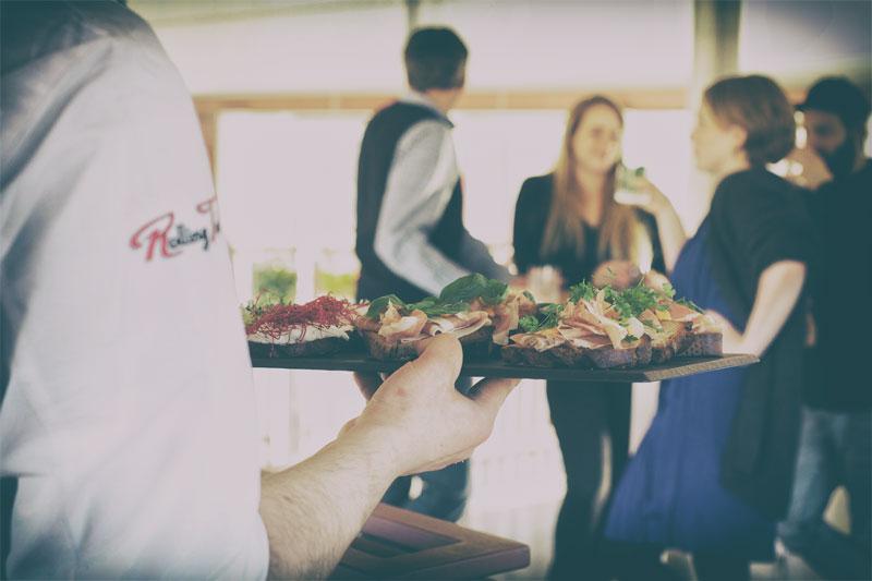 Tagungslocation mit Catering mitten im Inselpark